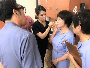 医院訪問セミナー
